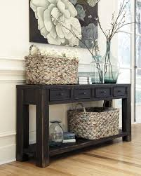 Apothecary Console Table 34 Stylish Console Tables For Your Entryway Digsdigs