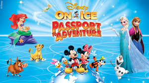 Oracle Arena Map Disney On Ice Presents Passport To Adventure Oakland East Bay