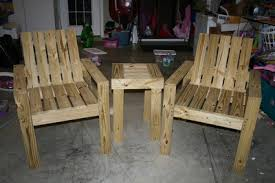 Make Your Own Wood Patio Chairs by Make Your Own Wood Patio Furniture Online Woodworking Plans Make