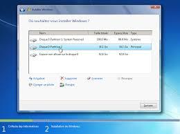 plusieurs bureaux windows 7 windows 7 installation personnalisée mise a niveau