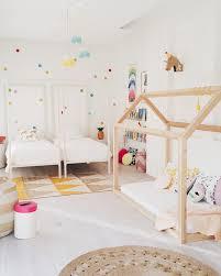 chambres pour enfants comment aménager une chambre pour deux enfants visitedeco