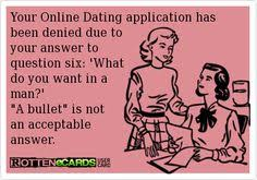 online ecards your online dating application has been denied due to your answer