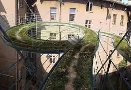 balkon design balkon walk on 100architects