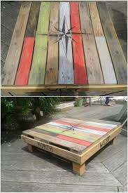 best 25 wood pallet tables ideas on pinterest pallet furniture