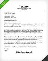 cover letter exles canada sle resume for cpa certified cover letter exle sle