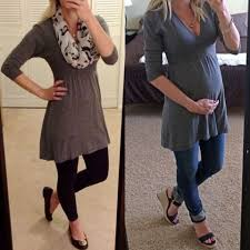second maternity clothes thrifty happy the most of non maternity clothes
