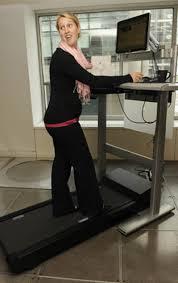 treadmill desk mixes exercise work ny daily news