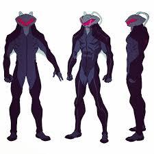 Deathstroke 10 Atlantean Soldiers Black Manta Comic Versions