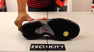 retro ferrari shoes air jordan 14 retro u201cferrari u201d unboxing video at exclucity youtube