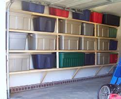Building Wood Garage Shelves by Garage Storage Ideas Diy Home Act