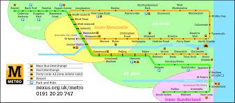 Idaho Time Zone Map by Student Metrosaver Nexus Tyne And Wear