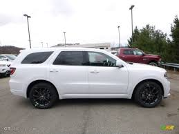 Dodge Durango Rt 2016 - 2016 bright white dodge durango r t awd 110586237 photo 8