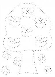 free printable tree trace worksheet crafts and worksheets for