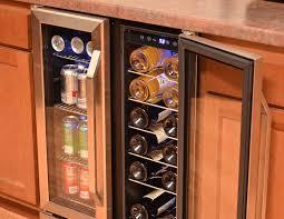 Under Cabinet Wine Fridge by We Review The Top Beer U0026 Wine Combos