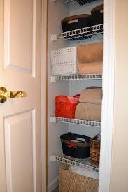 bathroom linen closet progress let u0027s get crafty