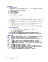 business requirements document for acounts payable system