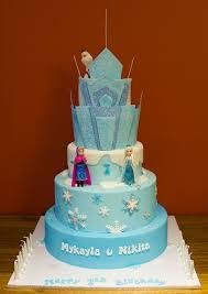 castle cakes frozen castle cake cakecentral