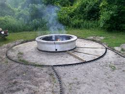How To Make A Brick Patio by Patio Ideas Building A Fire Pit Patio How To Build A Fire Pit On