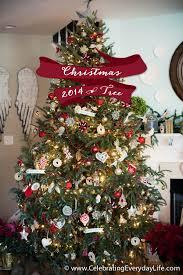 my 2014 union jack inspired christmas tree celebrating everyday