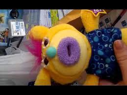 singing stuffed animals