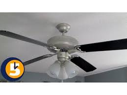 spray paint ceiling fan renew your ceiling fan how to save 185 youtube