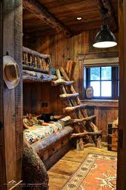 best 25 rustic bunk beds ideas on pinterest cabin bunk beds