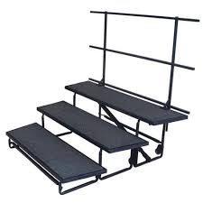 Choir Stands Benches Portable Choir Riser 3 Step 6 U0027 Melhart Music Center Mcallen Tx