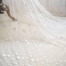 wedding dress fabric embroidery fashion lace fabric wedding dress fabric by the