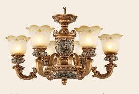 Vintage Antique Chandeliers European Style Antique Chandeliers Ls 6 Lights Bedroom Dining