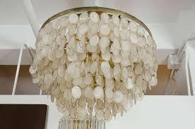 capiz flush mount light capiz chandelier flush mount chandelier designs