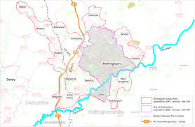 map of areas and surrounding areas map of greater districts and boroughs maproom also areas