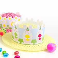 Easter Bonnet Cake Decorating by Easter Bonnet Ideas U2013 How To Make An Easter Bonnet Party Delights