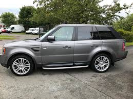 land rover 2010 used land rover range rover sport 3 0 sdv6 hse 5dr auto 5 doors