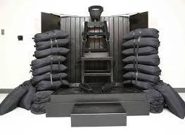 la chaise electrique le gouverneur de l etat de virginie empêche le retour de la chaise