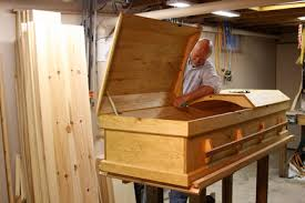 how to build a coffin pine box philosophy waters casket co