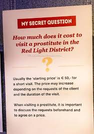 amsterdam red light district prices red light secrets welcome to the museum of prostitution in