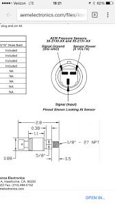 pressure transducer wiring diagram truck dolgular com