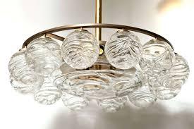 Orb Chandelier Diy Chandeliers Blown Glass Balls Chandelier Glass Orb Chandelier