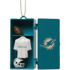 miami dolphins ornaments dolphins tree