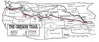 map of oregon mo wallowa whitman national forest special places