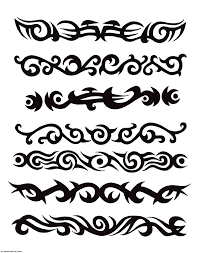 free tribal tattoo designs for arms cool tattoos bonbaden