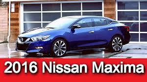 nissan maxima idle relearn 2016 nissan maxima eighth generation youtube