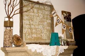 the turnage u0027s ashley u0027s rustic country bridal brunch