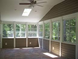 three season screened porch designs