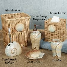 bathroom decorating accessories and ideas seashell bathroom decor 2 types 30 photo bathroom designs ideas