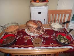thanksgiving dinner spread framboise manor happy after thanksgiving day post