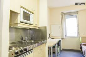 Small Bedroom With Ensuite Single Bed In Ensuite Rooms In A Stylish Residence Hall With Gym