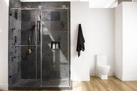 Showers Without Glass Doors Tub And Shower Trends Hgtv