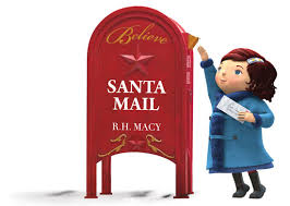 how to send a letter to santa u0026 how santa writes back free