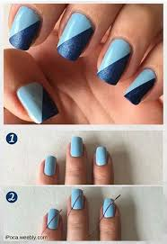 Top  Latest And Simple Nail Art Designs For Beginners - Easy at home nail designs
